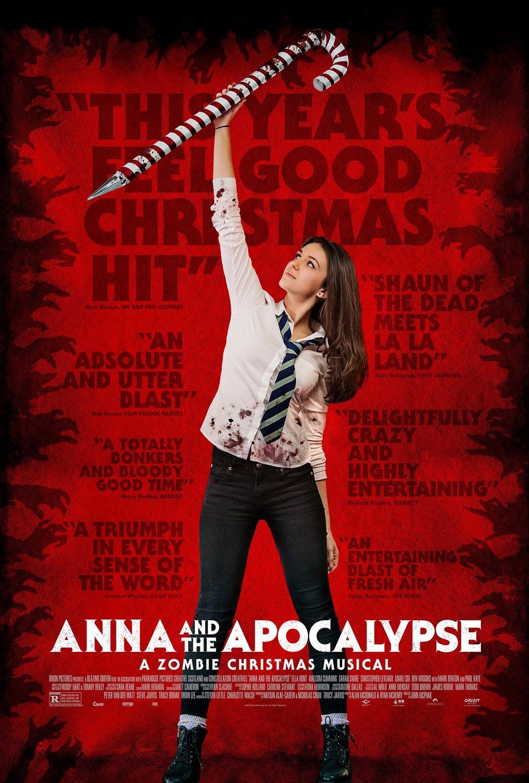 Anna e o Apocalipse Legendado (2019)