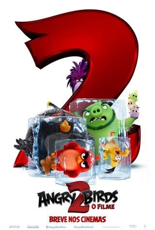 Angry Birds 2 O Filme Filme 2019 Adorocinema