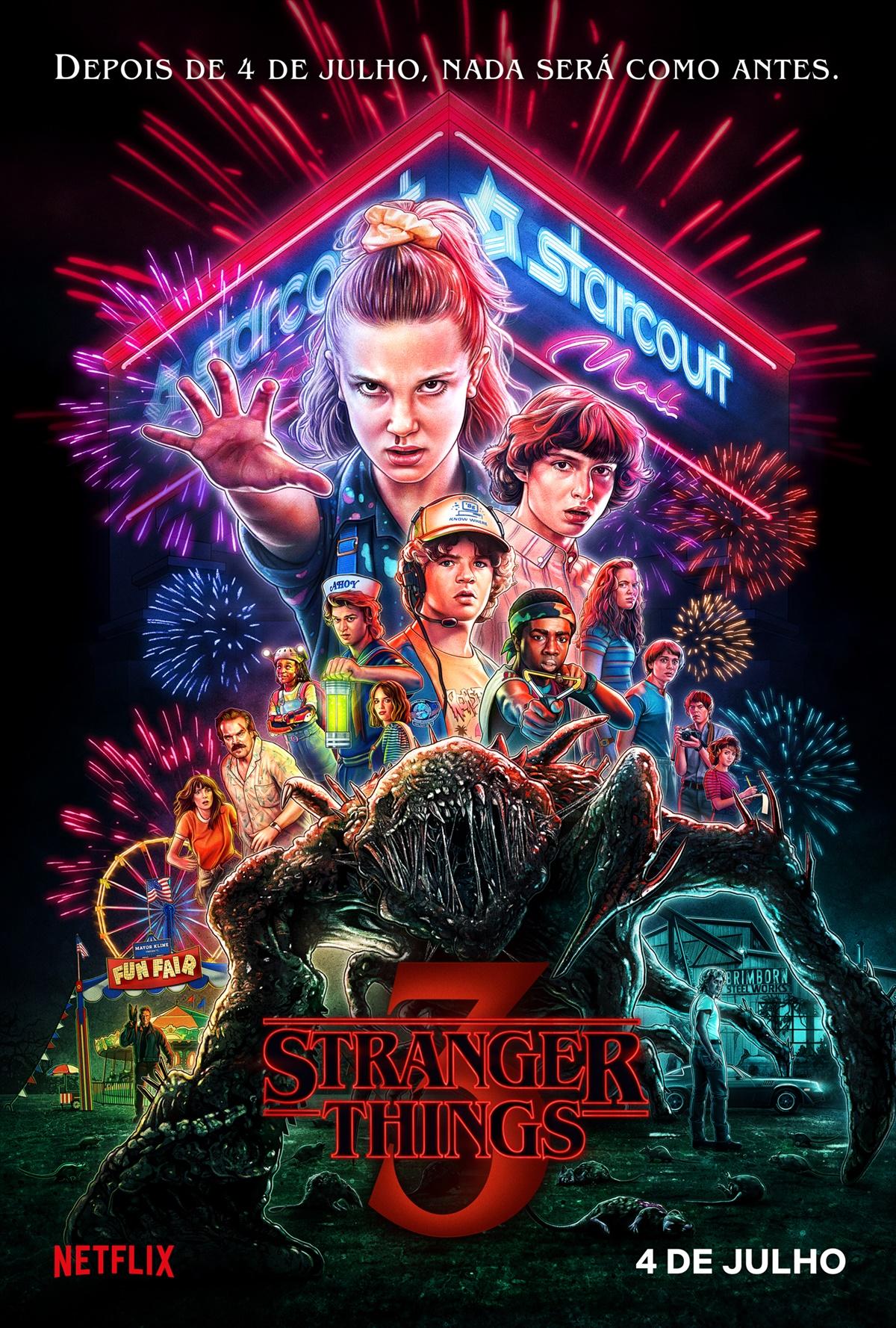 Stranger Things | Criadores da série estão sendo processados por plágio