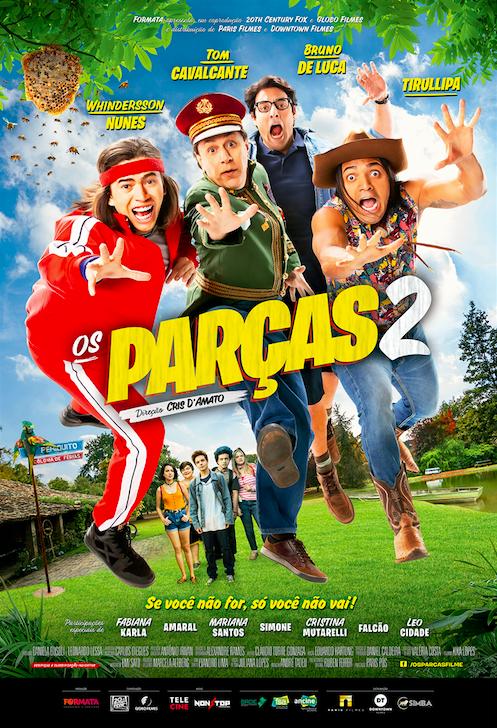 Os Parças 2 - Filme 2019 - AdoroCinema