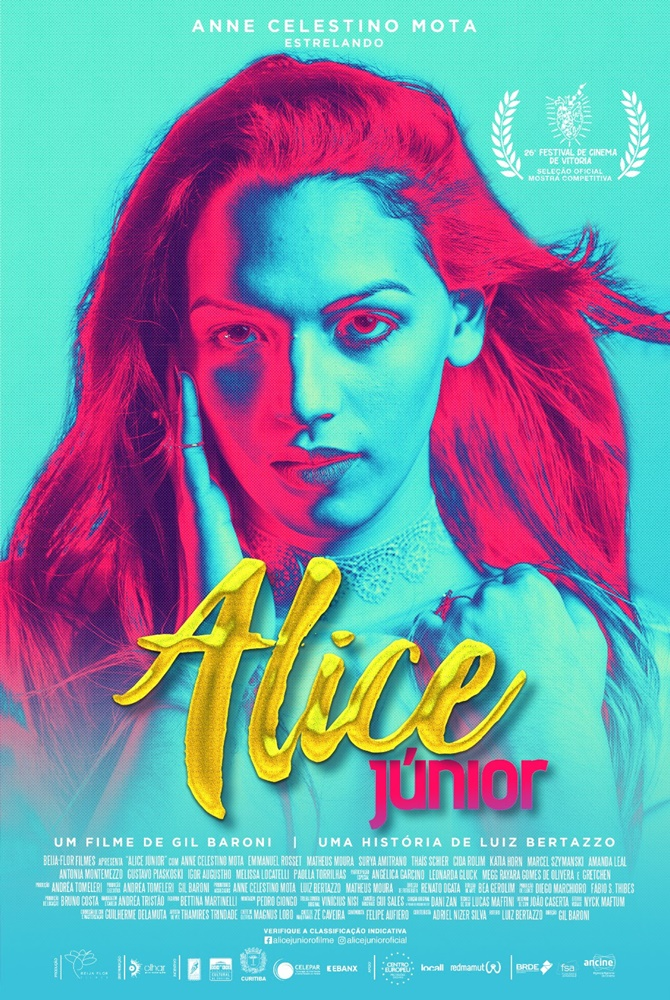 Alice Júnior - Filme 2019 - AdoroCinema