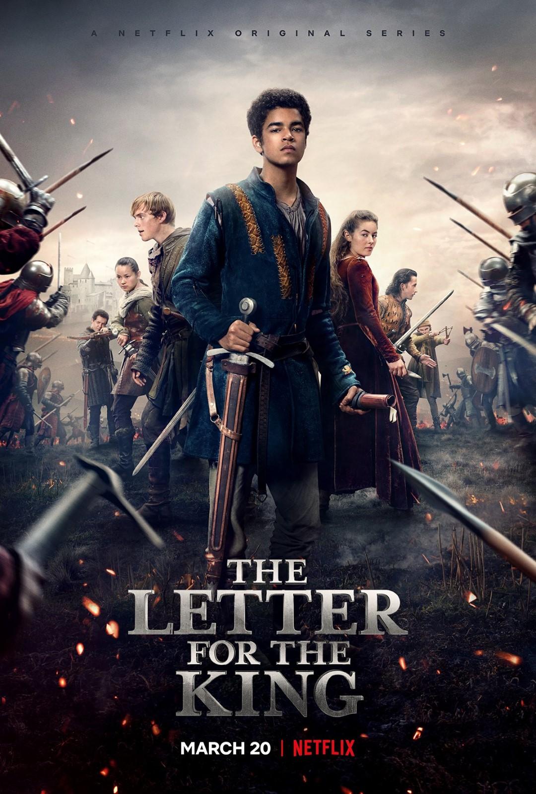 Carta ao Rei - Série na Netflix