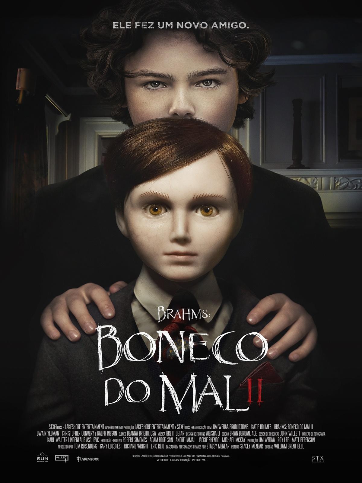 Brahms: Boneco do Mal II - Filme 2020 - AdoroCinema