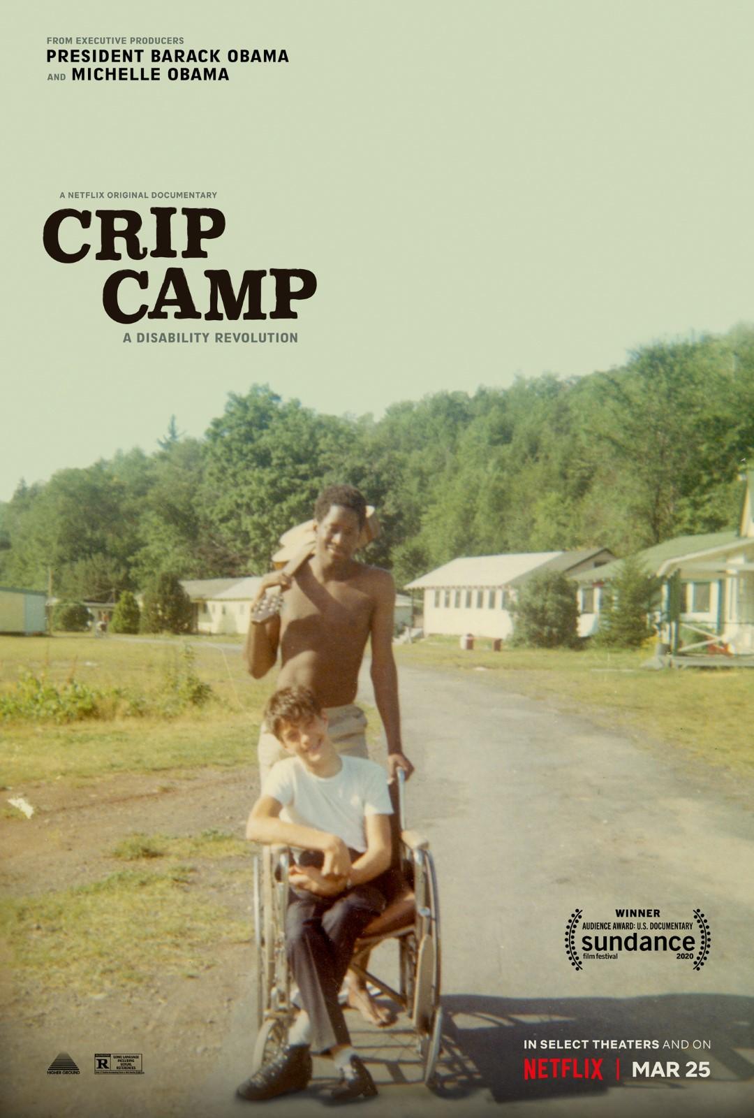 Crip Camp: Revolução pela Inclusão - Filme 2020 - AdoroCinema