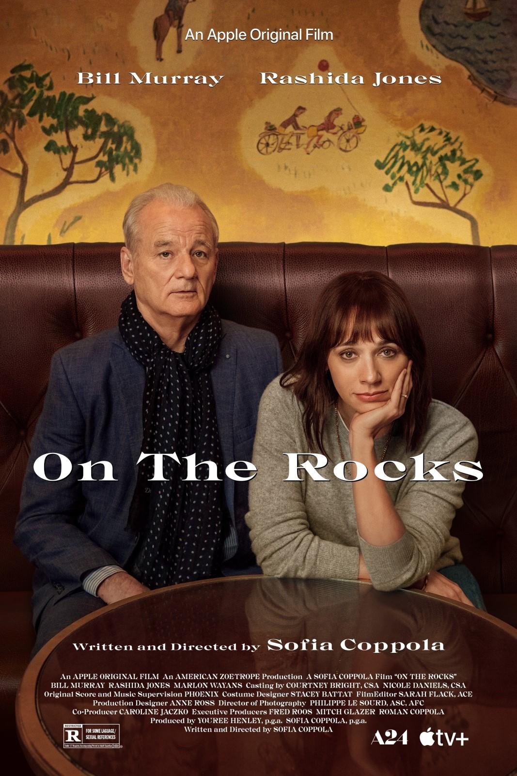 On The Rocks - Filme 2020 - AdoroCinema