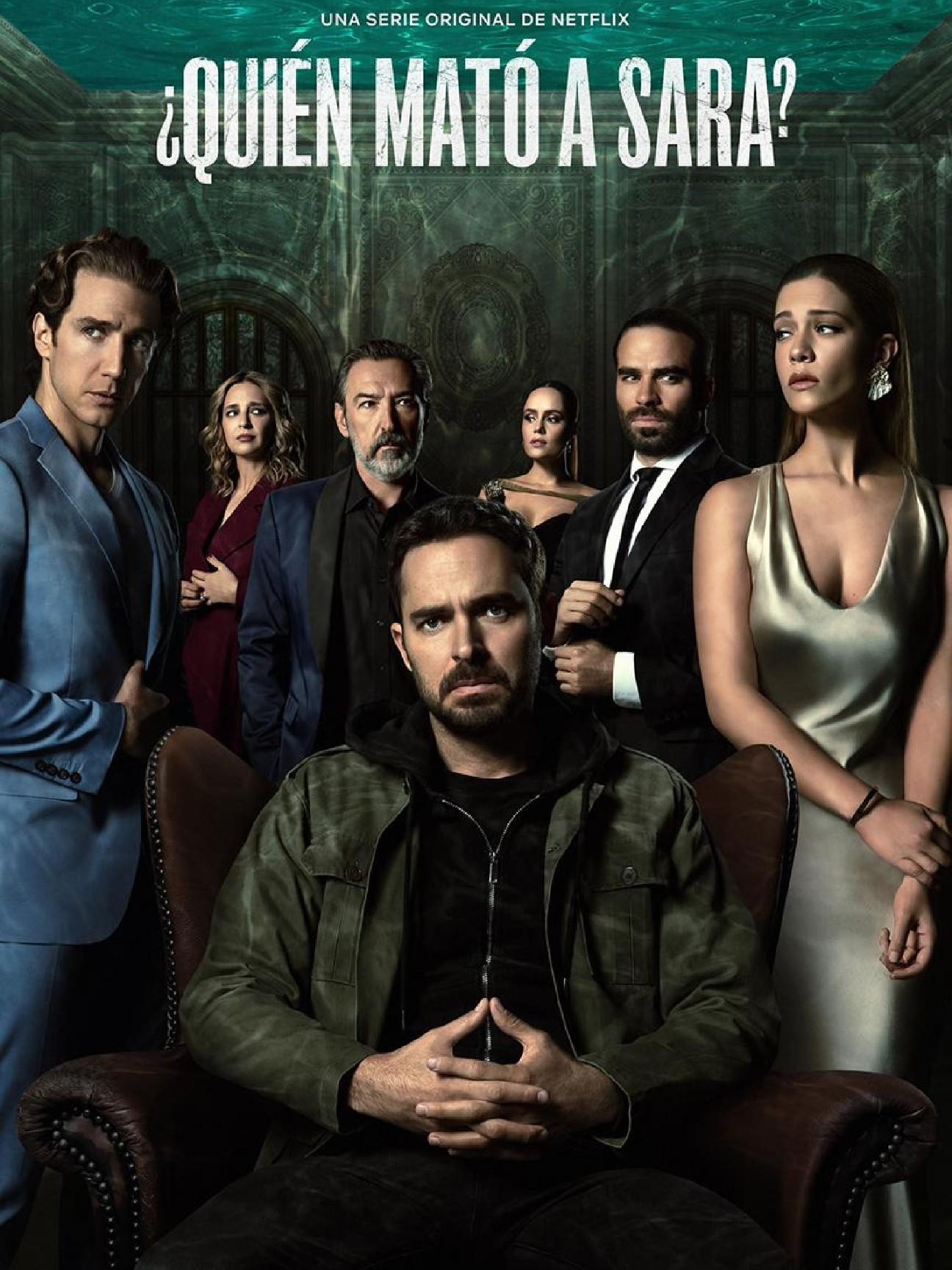 Download Séries Quem Matou Sara? 2ª Temporada Torrent 2021 Qualidade Hd