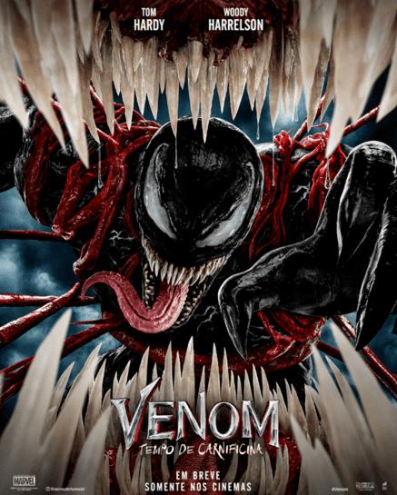 Venom - Tempo de Carnificina: Críticas AdoroCinema