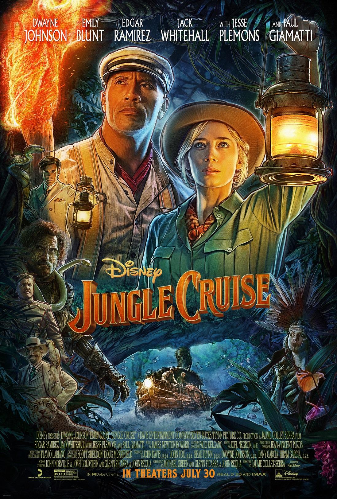 Jungle Cruise - Filme 2021 - AdoroCinema