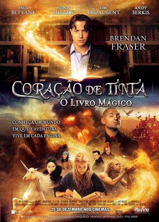 Coração de Tinta - O Livro Mágico - Filme 2008 - AdoroCinema