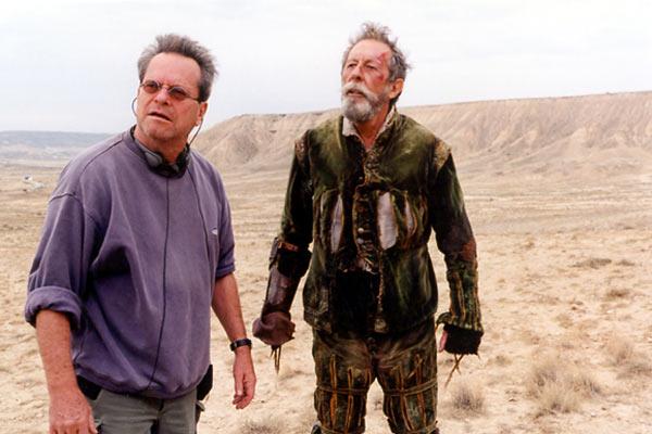 Perdido em La Mancha : Terry Gilliam, Jean Rochefort