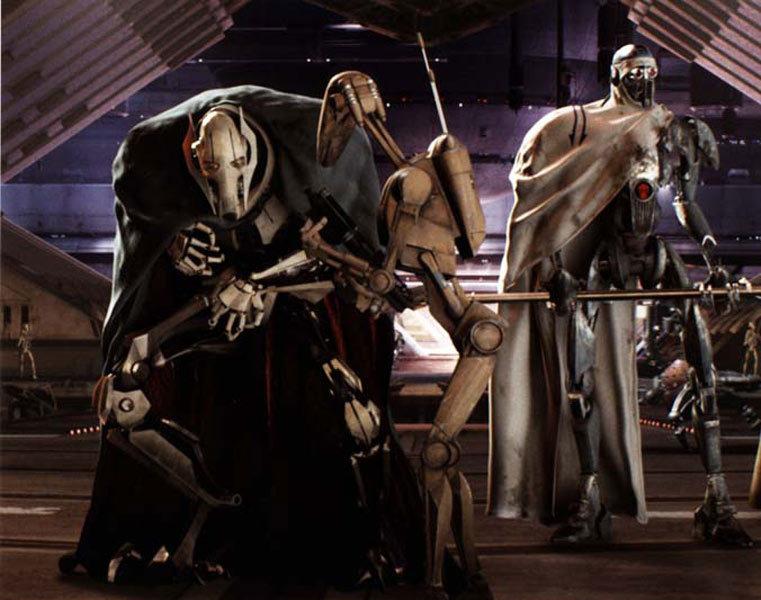 Star Wars: Episódio 3 - A Vingança dos Sith : Foto Matthew Wood