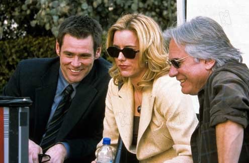 As Loucuras de Dick e Jane : Foto Dean Parisot, Jim Carrey, Tea Leoni