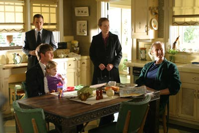 Six Feet Under : Foto Frances Conroy, James Cromwell, Michael C. Hall, Peter Krause