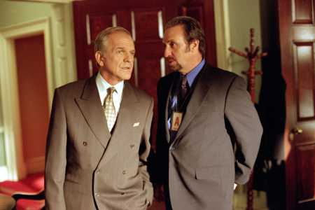 The West Wing : Foto John Spencer, Ron Silver