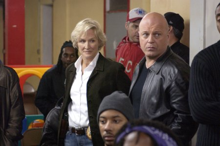 The Shield : Foto Glenn Close, Michael Chiklis