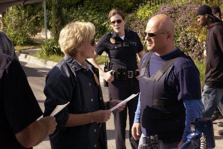 The Shield : Foto Catherine Dent, Glenn Close, Michael Chiklis