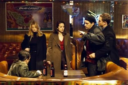 Nova Iorque Contra o Crime : Foto Charlotte Ross, Jacqueline Obradors, Mark-Paul Gosselaar, Vincent Laresca