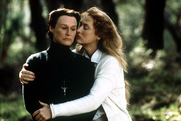 A Casa dos Espíritos : Foto Bille August, Glenn Close, Meryl Streep