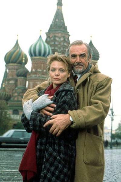 A Casa da Rússia : Foto Fred Schepisi, Michelle Pfeiffer, Sean Connery