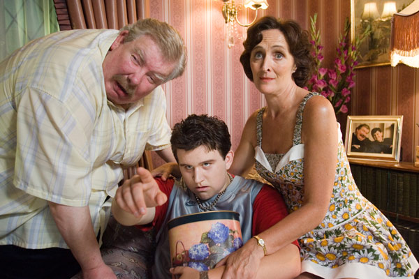 Harry Potter e a Ordem da Fênix : Foto Fiona Shaw, Harry Melling, Richard Griffiths