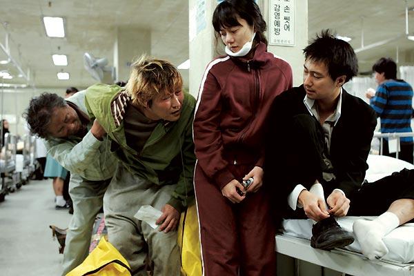 O Hospedeiro : Foto Hie-bong Byeon, Ko Ah-Sung, Park Hae-il, Song Kang-Ho