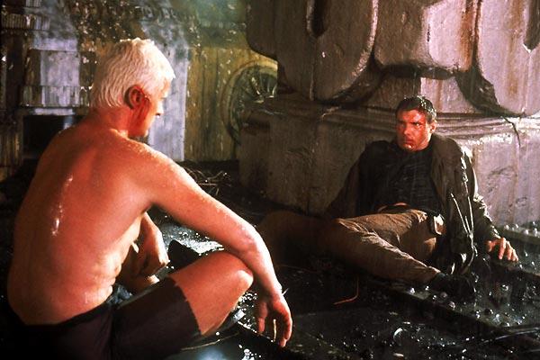Blade Runner, o Caçador de Andróides : Foto Harrison Ford, Rutger Hauer