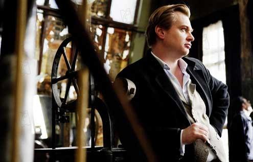 O Grande Truque : Foto Christopher Nolan