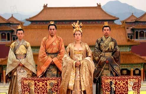 A Maldição da Flor Dourada : Foto Gong Li, Jay Chou, Liu Ye
