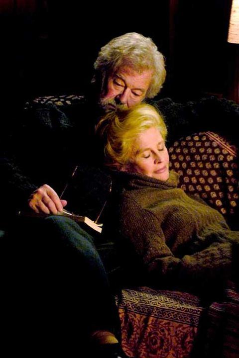 Longe Dela : Foto Gordon Pinsent, Julie Christie, Sarah Polley