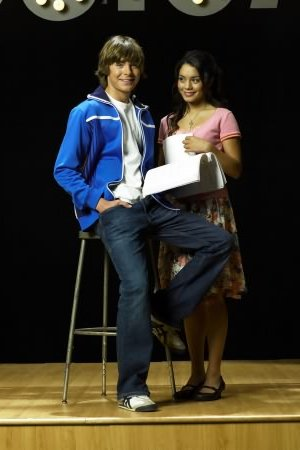 High School Musical : Foto Vanessa Hudgens, Zac Efron
