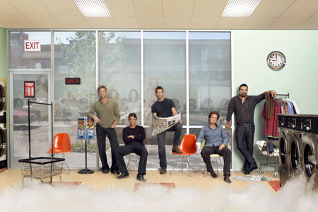 Desperate Housewives : Foto Doug Savant, Dougray Scott, James Denton, Kyle MacLachlan, Ricardo Chavira