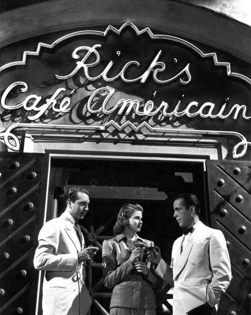 Casablanca: Michael Curtiz, Paul Henreid, Humphrey Bogart