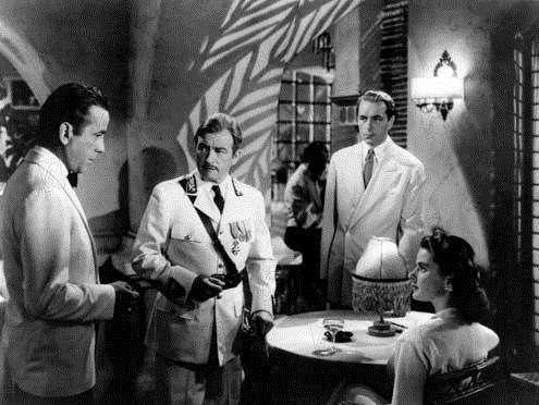 Casablanca: Michael Curtiz, Claude Rains, Paul Henreid, Humphrey Bogart