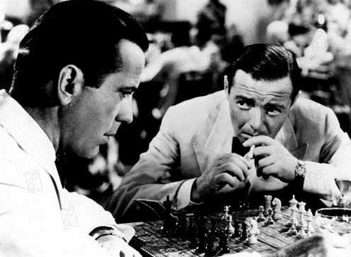 Casablanca: Peter Lorre, Michael Curtiz, Humphrey Bogart