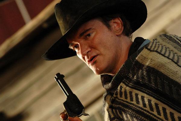 Sukiyaki Western Django : Foto Quentin Tarantino, Takashi Miike