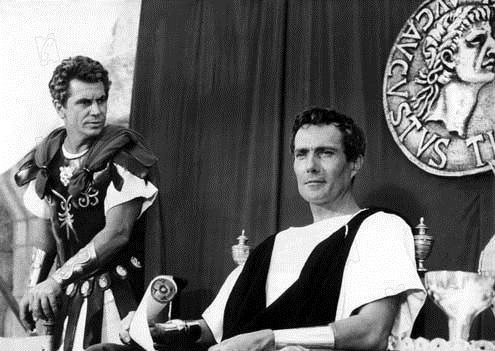 O Rei dos Reis : Foto Hurd Hatfield, Nicholas Ray, Ron Randell