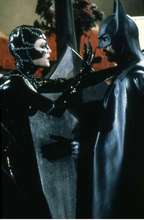 Batman - O Retorno : Foto Michael Keaton, Michelle Pfeiffer