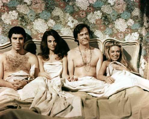 Bob, Carol, Ted e Alice : Foto Dyan Cannon, Elliott Gould, Natalie Wood, Paul Mazursky, Robert Culp