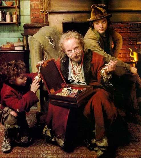 Oliver Twist : Photo Elijah Wood, Richard Dreyfuss, Tony Bill