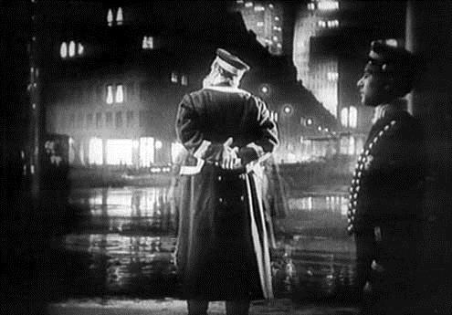 A Última Gargalhada : Foto Emil Jannings, F.W. Murnau