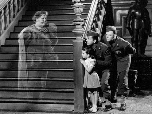 O Fantasma de Canterville : Foto Charles Laughton, Jules Dassin, Margaret O'Brien, Robert Young
