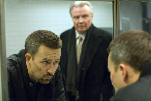 Força Policial : Foto Edward Norton, Jon Voight