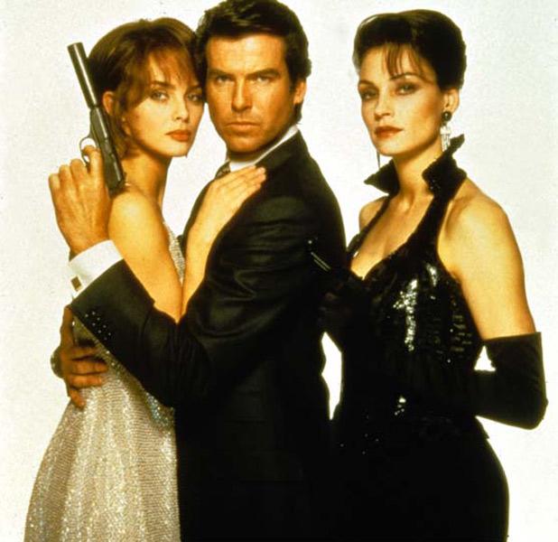 007 Contra Goldeneye : Foto Famke Janssen, Izabella Scorupco, Pierce Brosnan