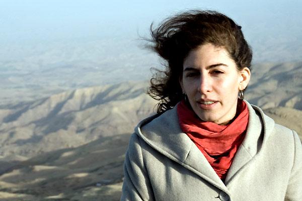 O Sal desse Mar: Suheir Hammad, Annemarie Jacir