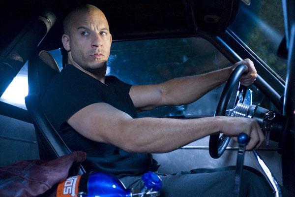Rápidos y Furiosos 4: Foto Vin Diesel
