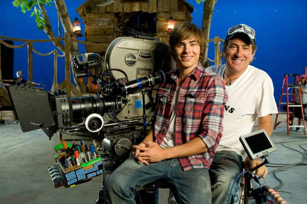 High School Musical 3 - Ano da Formatura : Foto Kenny Ortega, Zac Efron