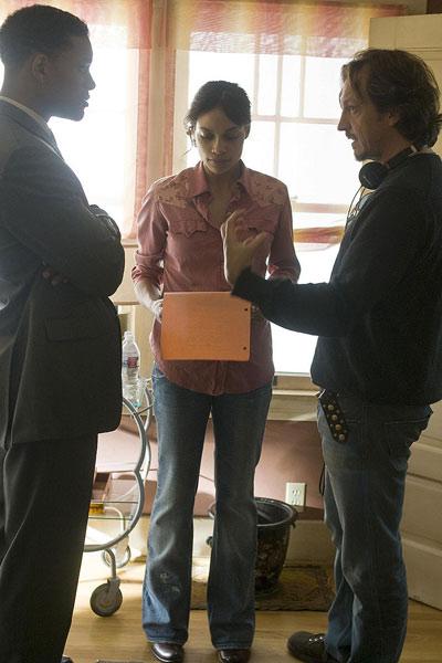 Sete Vidas : Foto Gabriele Muccino, Rosario Dawson, Will Smith
