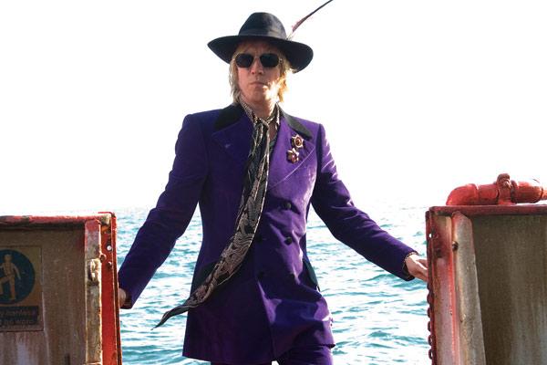 Os Piratas do Rock: Rhys Ifans