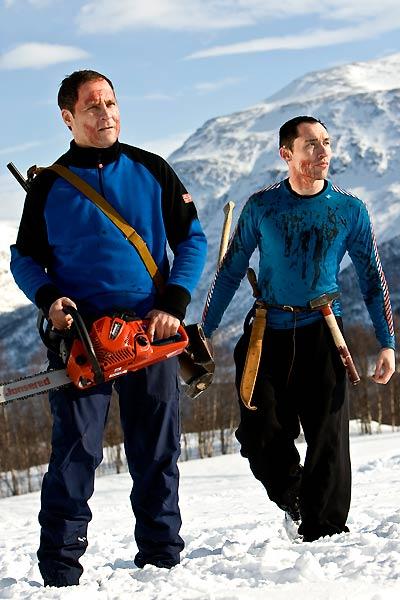 Zumbis na Neve : Foto Stig Frode Henriksen, Vegar Hoel