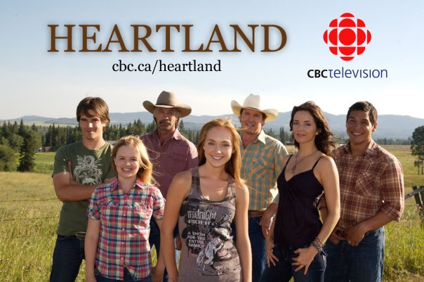 Heartland (CA) : Foto Amber Marshall, Chris Potter, Graham Wardle, Jessica Amlee, Michelle Morgan